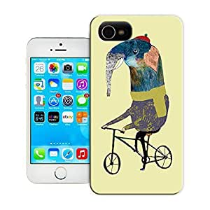 TYH - Unique Phone Case Winter Owl Hard Cover for iPhone 6 4.7 cases-buythecase ending phone case