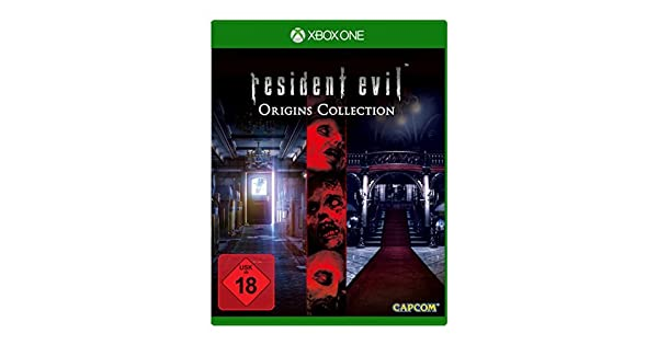 Resident Evil Origins Collection (USK 18 Jahre) XBOX ONE by CE Europe Ltd: Amazon.es: Videojuegos