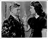 ANDY HARDY MICKEY ROONEY ANN RUTHERFORD 8X10 PHOTO BM7639