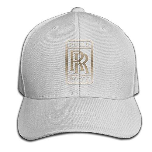 rolls-royce-seek-logo-baseball-cap-boys-girls-snapback-flat-hat