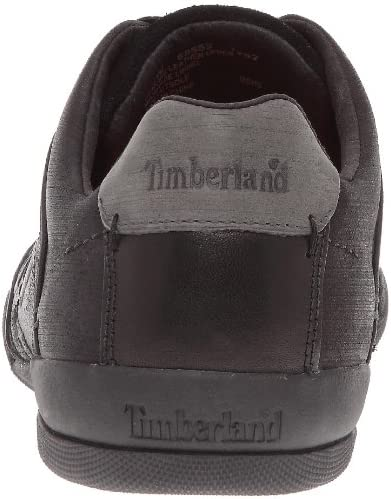 Timberland Men's Butt Seam Ox Shoes Black 7.5 UK: Amazon.co