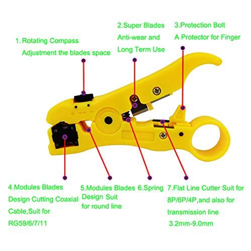 Buy coaxial crimper tool