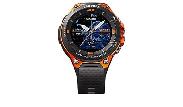 Casio WSD-F20-RG - Reloj: Amazon.es: Deportes y aire libre