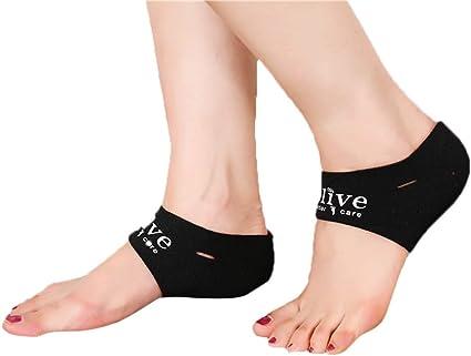 LIOOBO Rubber Heel Protective Sleeve