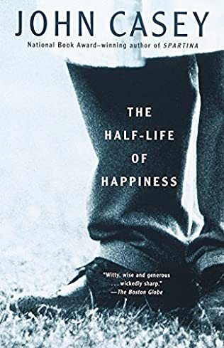 book cover of The Half-life of Happiness