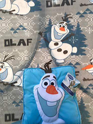 Disney Frozen Pillow Blanket Pieces product image
