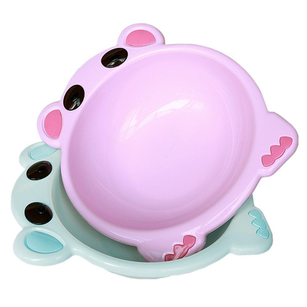 Baby Children's Wash Basin Thicken Plastic Small Basin ,2-Pack