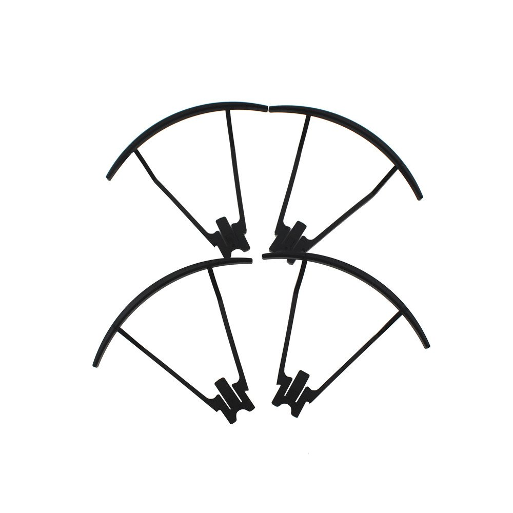 Fullwei VISUO XS809HW XS809W RC Quadcopter Spare Parts Blade Propeller Guard Cover 4Pcs (A)