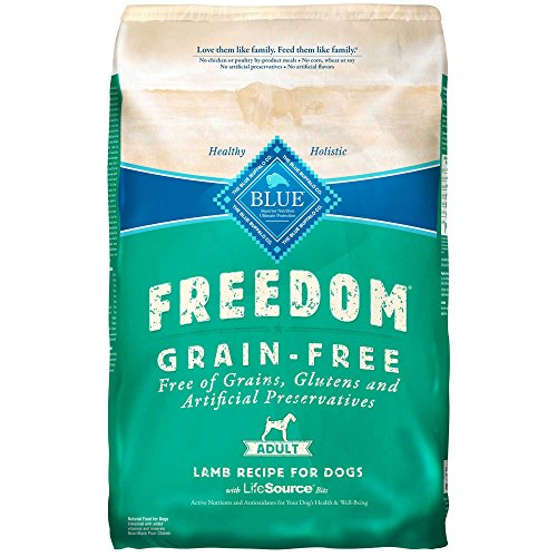 BLUE Freedom Grain Free Dry Dog Food
