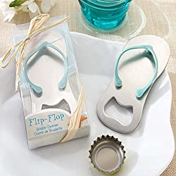 Euone Beach Flip Flops Bottle Opener Corkscrew Bridal Shower Wedding Favors