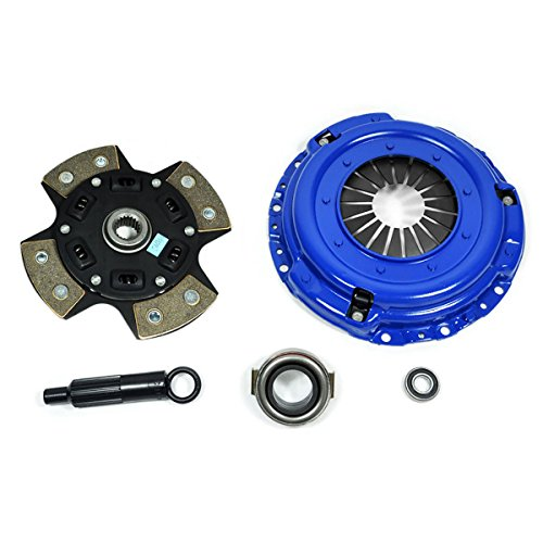 PPC RACING 4 PUCK STAGE 3 CLUTCH KIT for ACURA CL HONDA ACCORD PRELUDE 2.2L 2.3L ()