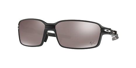 Oakley Mate Negro Negro Prizm polarizadas gafas de sol de carbono Prime