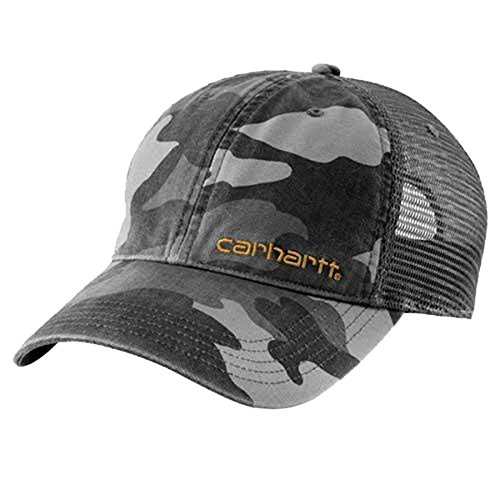 Homm Ch101194gc Gris Casquette Brandt Camouflage Baseball Carhartt S4H0qwn