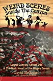 img - for Weird Scenes Inside the Canyon: Laurel Canyon, Covert Ops & the Dark Heart of the Hippie Dream book / textbook / text book