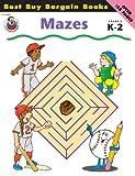 Mazes, Carson-Dellosa Publishing Staff, 0764701819