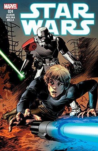 Star Wars #24 Comic Book PDF