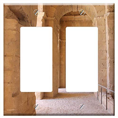 Rocker/GFCI - Tunisia El Jem Amphitheater The Ruins Of The ()