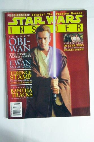 Star Wars Insider Magazine Issue #41 Dec. 1998/Jan. 1999 ()