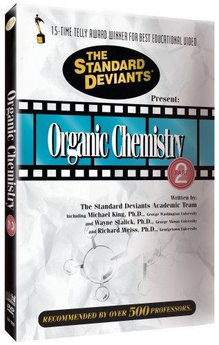 organic chemistry dvd - 6