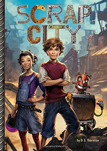 Read Online Scrap City (Middle-Grade Novels) PDF