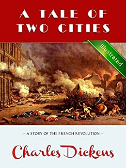 the portrayal of the french revolution in dickenss a tale of two cities Madame defarge, from a tale of two cities by charles dickens, takes her  to  watch the public beheadings in paris during the revolution.
