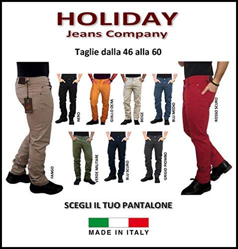 48 52 Mod 50 Italy 58 56 In 46 Uomo Alexander O Jeans Elasticizzati Pantalone 2018 60 Estate Leggero Holiday Tg Crateus Made 54 Cotone PtwxSfqFO