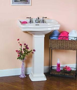 Barclay Stanford 600 Pedestal Sink