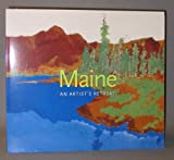 Maine : An Artist's Retreat, Peters, Lisa N., 1935617109