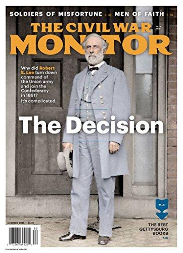 Magazines : The Civil War Monitor