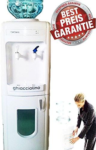 Dispensador de agua para botella enfriador de agua para oficina – Classic blanco