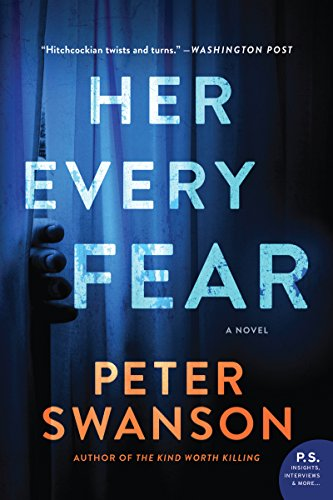 Her Every Fear: A Novel by [Swanson, Peter]