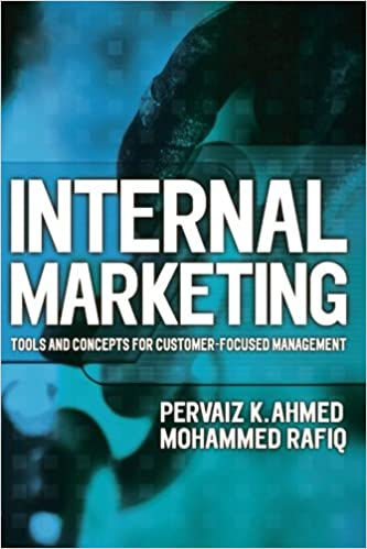 Internal Marketing (Chartered Institute of Marketing)