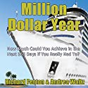 Million Dollar Year Audiobook by Richard Fenton, Andrea Waltz Narrated by Andrea Waltz, Richard Fenton