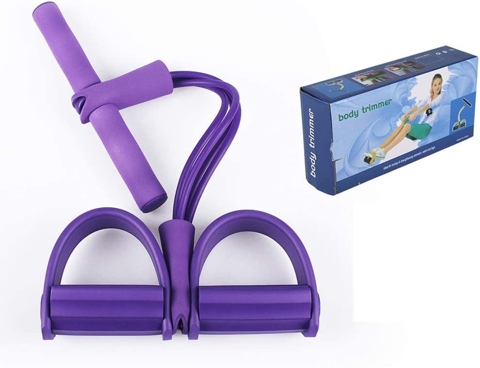 Conemmo Pedal Pull Artifact Artifact Slimming Belly Tummy sit-ups Assisted Exercise Fitness Yoga Equipment Home