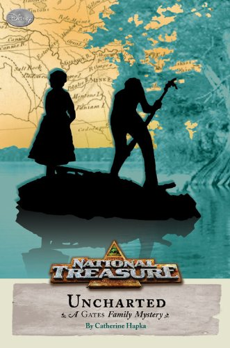 National Living Treasures (National Treasure: A Gates Family Mystery Uncharted)