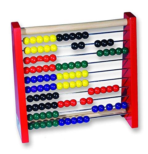 Eduk8 Wooden Abacus Game EDAB/1