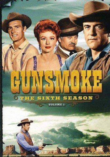 Gunsmoke: Season 6 Vol. 1 by Paramount