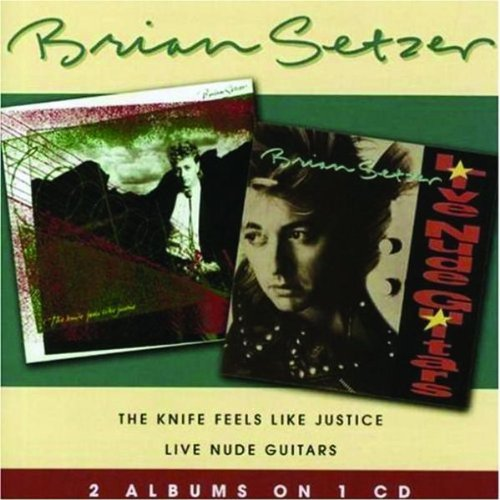 The Knife Feels Like Justice / Live Nude Guitars by AMERICAN BEAT (Image #1)