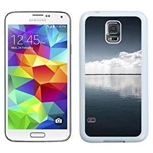 New Beautiful Custom Designed Cover Case For Samsung Galaxy S5 I9600 G900a G900v G900p G900t G900w With Water Sky (2) Phone Case