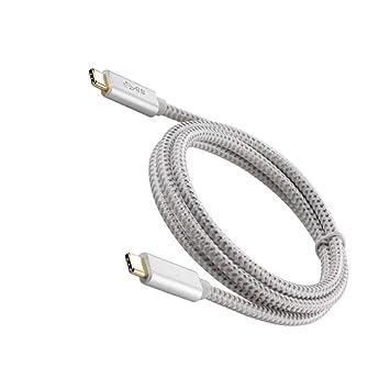 USB 3.1 Tipo-c para Tipo C Cable Cable Cargador rápido ...