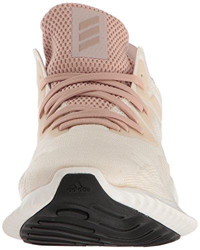 Adidas Originals Delle Donne Al Di Là Alphabounce W Scarpa Da Corsa Ecru Tinta / Perla Cenere / Perla Cenere
