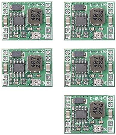 Nouveau étanche DC Converter 12 V Step down to 5 V 3 A 15 W Module d/'alimentation
