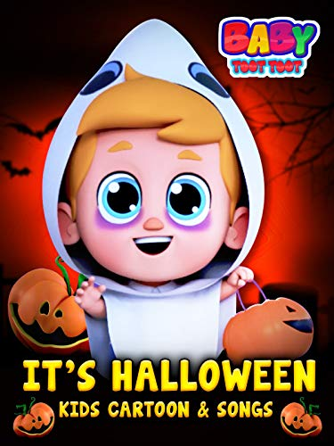 Halloween Movies For Kids 2019 (It's Halloween Kids Cartoon and Songs - Baby Toot)