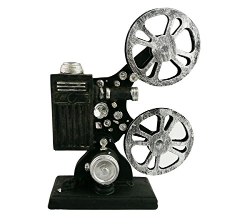 Decor Home Resin - Creative Retro Vintage Old Resin Film Projector Ornament for Home Bar Decoration