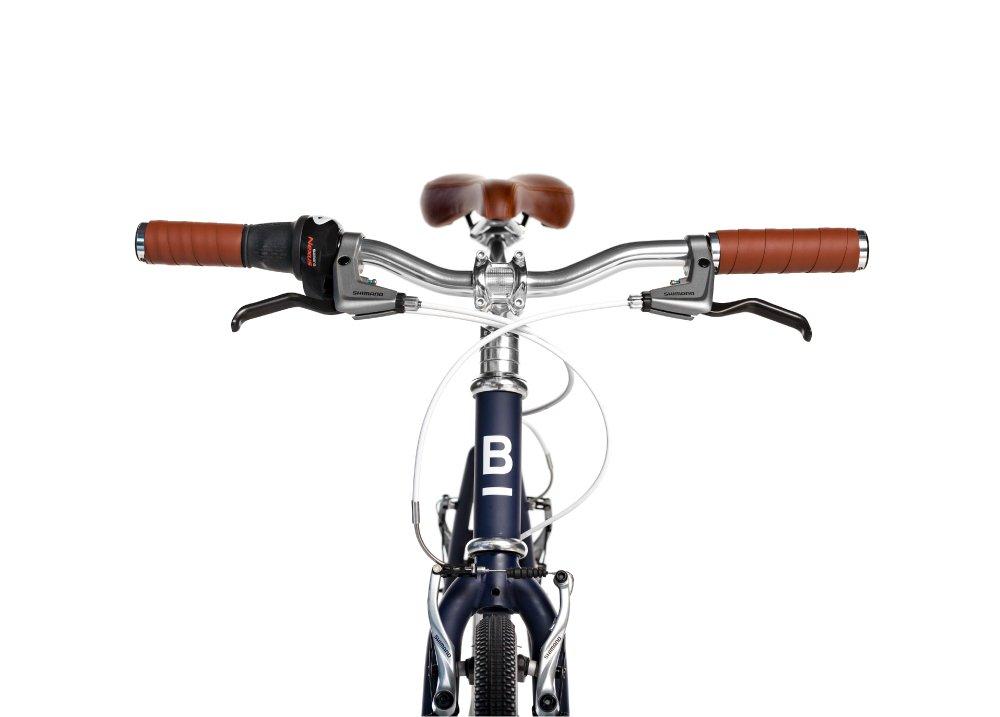 Brilliant Bicycles L Train Gates Carbon Belt Drive 7 Speed Commuter Bike