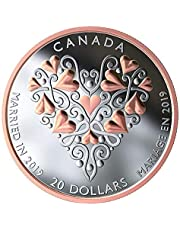 2019 Best Wishes On Your Wedding Day - 1 oz Wedding Gift Coin