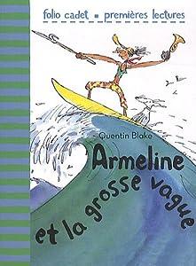 """Afficher """"Armeline et la grosse vague"""""""
