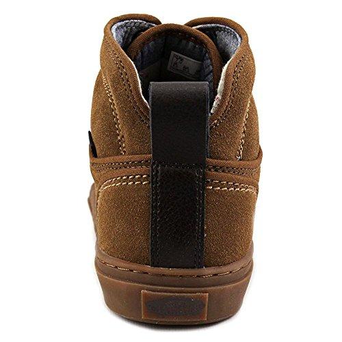 Vans Alomar Men US 7 Brown Sneakers BIrHW