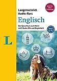 Langenscheidt Audio-Kurs Englisch - Gratis-MP3-Download inklusive: Der Sprachkurs zum Hören mit 4 Audio-CDs und Begleitheft