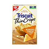 Triscuit Thins Crisps Romano Cheese and Honey, 200g